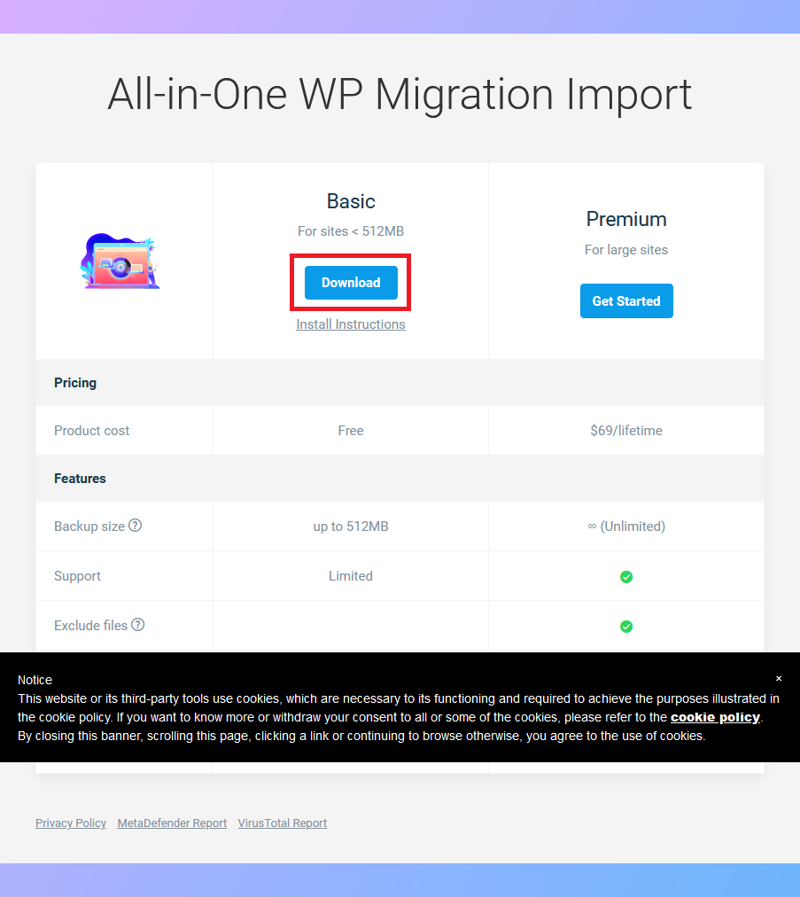 all-in-one-wp migration_8